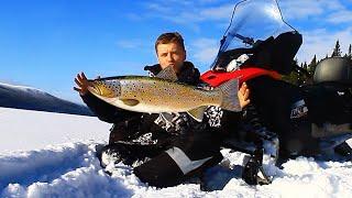 Трофейная рыбалка в Северной Карелии и Мурманской области(Трофейная рыбалка в Северной Карелии и Мурманской области ..., 2016-03-15T18:31:32.000Z)