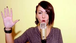 Giorgia- Oronero Cover acustica(piano e voce) personalizzata