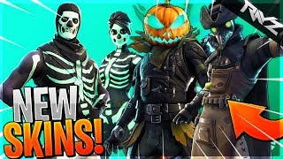 HOW TO UNLOCK SKULL TROOPER & SKULL RANGER SKIN VARIANTS! - Fortnite Battle Royale NEW SKINS LEAKED