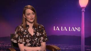 "Emma Stone Interview For La La Land: ""Assaulting Women Is Completely Unacceptable"""