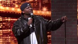 "Aries Spears - Arnold Schwarzenegger Impression (+ Pacino vs. DeNiro in ""Heat"")"