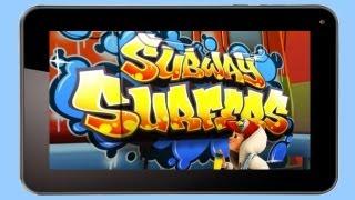 Subway Surfers - O Melhor Jogo de Android