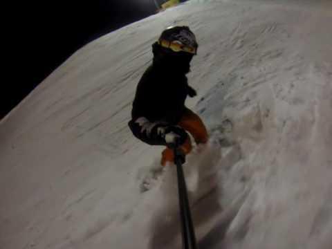 PRIOR Snowboard fissile 166