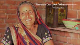 Narmada Devi's journey into literacy