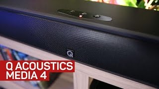Q Acoustics Media 4 keeps it simple