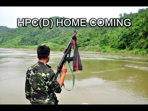 HPC(D) cadres head for Mizoram