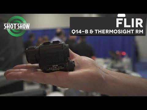 FLIR Mini Thermal (Q14B) - SHOT Show 2017!