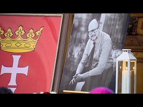 Polónia de luto por Adamowicz