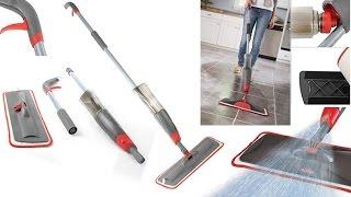 ممسحة الارضيات مع بخاخ لتلميع وتعقيم السيراميك والرخام Spray Mop
