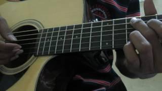 Bhuvan Bam's  Teri meri kahani Guitar tutorial || Guitar Tutorial
