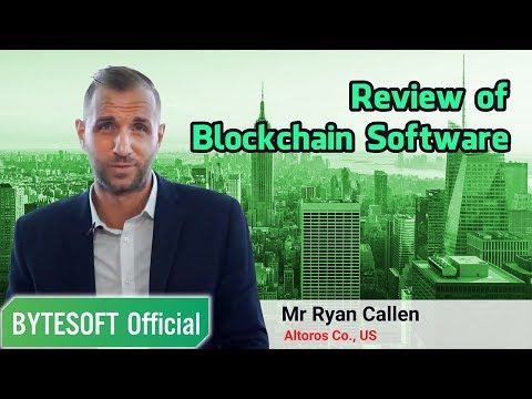 [REVIEW] Use blockchain technology in the financial sector - Bytesoft