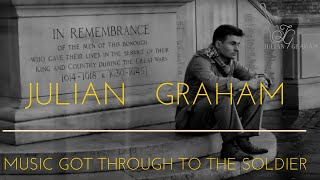 Julian Graham - Music Got Through to the Soldier OFFICIAL VIDEO