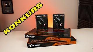 KONKURS  /  Do wygrania Myszka i Podkładka RGB od Aorus
