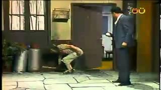 CHESPIRITO 1982- El Chavo del Ocho- Un ratero en la vecindad- parte 1 HD