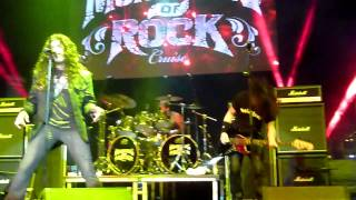 Leatherwolf - Street Ready - Monsters of Rock Cruise 2015 MORC