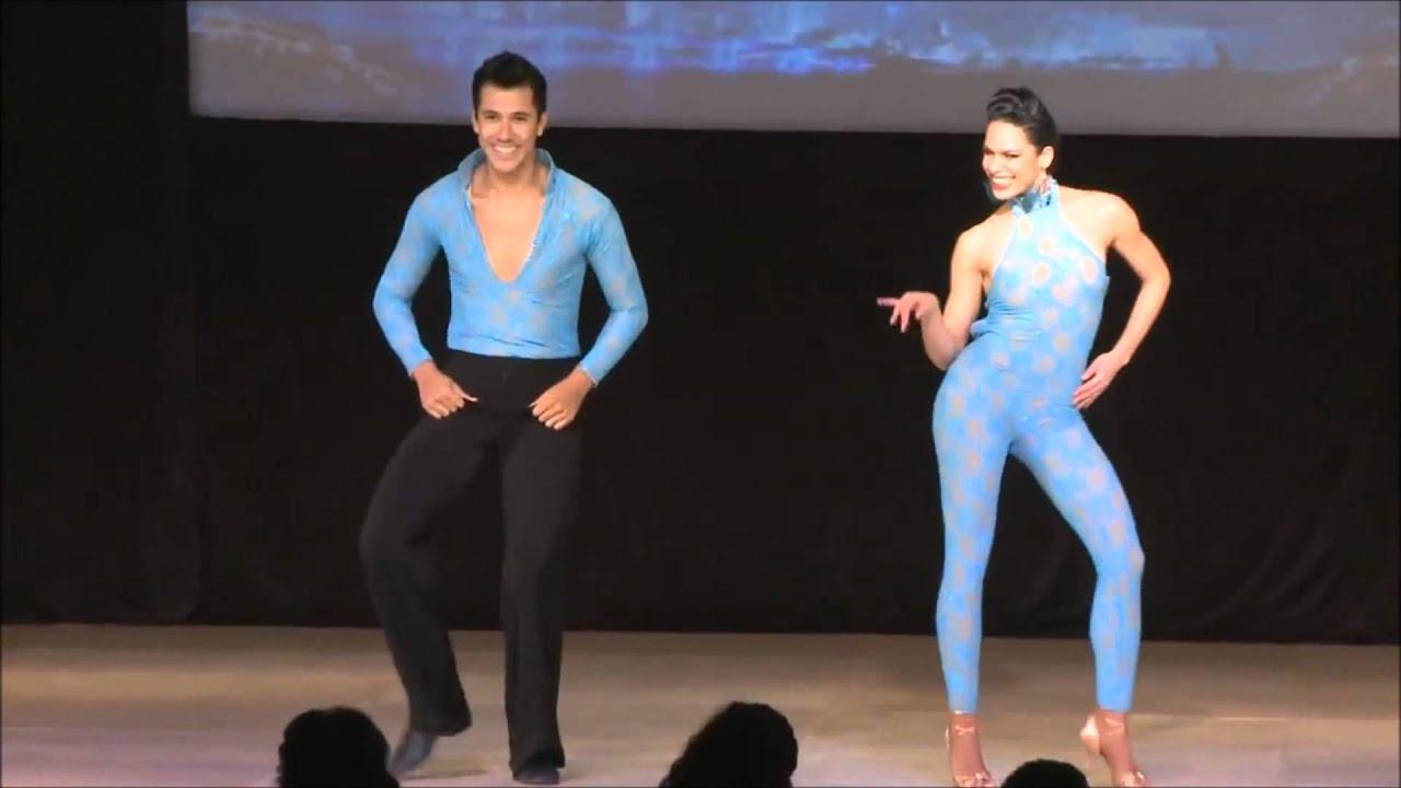 красивые эротичные латиноамериканские танцы