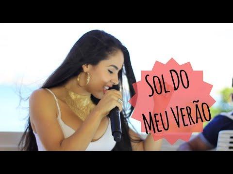 Sol Do Meu Verão - Juliana e Bonde do forro  ( clipe oficial)