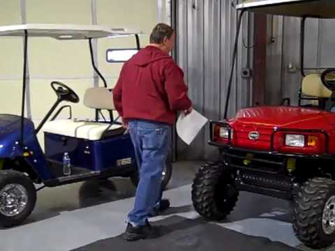 golf cart frequently asked questions
