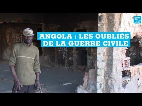 Angola, les oubliés de la guerre civile