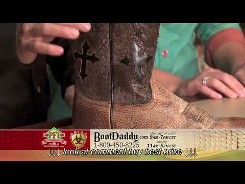 Review of Ariat Men's Big City Ranchero Square Toe Tan Cowboy Boots 10011800