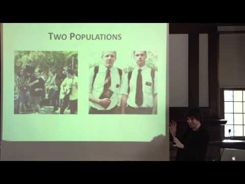 Joshua Knobe - Person as Scientist, Person as Moralist