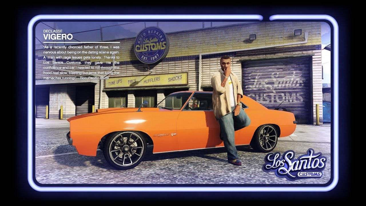 Can You Customize Cars In Gta  Offline