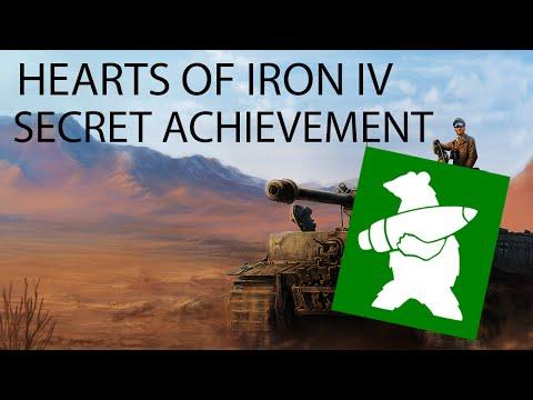 Hearts of Iron IV - Commander Vojtek The Secret Achievement