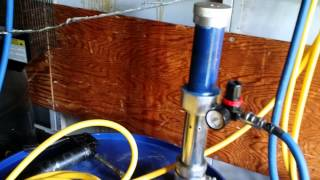 Barrel Transfer Pump 2:1