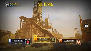 RUST Call of Duty Mobile: Punto Caliente Hot Point Gameplay (No Commentary)