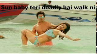 Aa Toh Sahi - Lyrics/Lyric Video | Neha Kakkar | Meet Bros