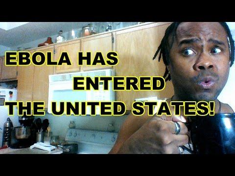 Ebola has entered the UNITED STATES!