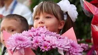 День знаний в школе № 6 Минобороны России в Душанбе
