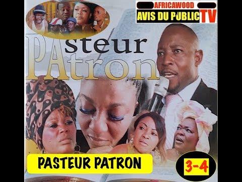 THEATRE CONGOLAIS PASTEUR PATRON 3 - 4 GRUPE LES AMIS DU THEATRE