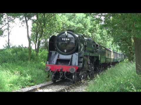 Epping Ongar Railway 18/19 June 2016