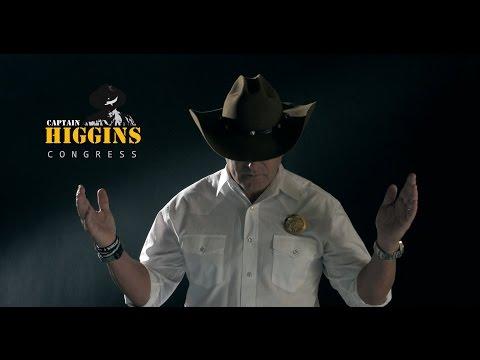"""Captain Higgins: """"A Nation at War"""""""