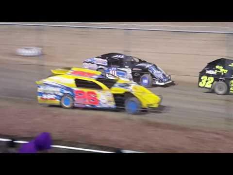 Princeton Speedway imca mod feature 5-5-17