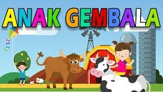 Aku adalah anak gembala | Lagu Anak Indonesia
