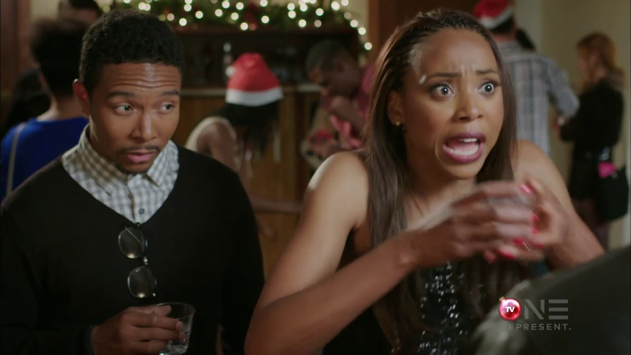 Miss Me This Christmas.Erica Ash Nails The Crazy Ex Role In Miss Me This Christmas Tv One