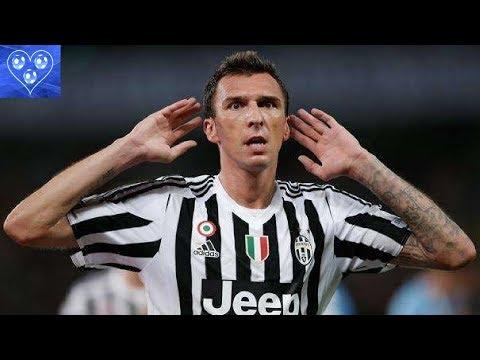 Mario Mandzukic Goals & Skills 2017-2018 Juventus and Croatia