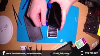 Oprav.Hardware Samsung J3 2016 výměna LCD