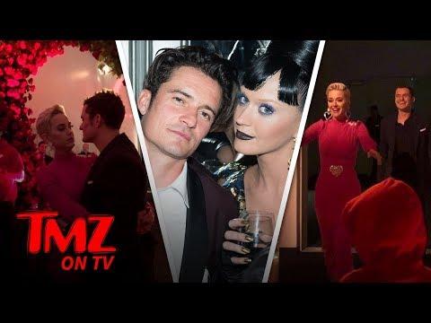 Katy Perry Gets Engaged To Orlando Bloom! | TMZ TV