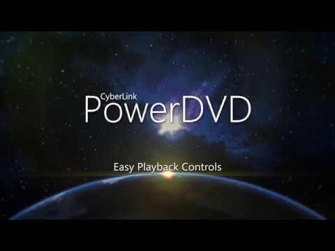 Easy Playback Controls   PowerDVD - World's No. 1 Movie & Media Player