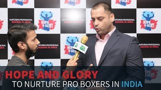 Vikas Malik Exclusive_Our Aim Is To Nurture Pro Boxers In INDIA | Sports Tak | Media Coverage