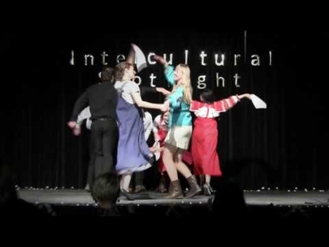 UNL Russian Club @ Intercultural Spotlight,  2017