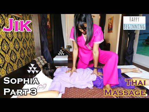 JIK Thai Massage Sophia Part 3 - Thai Touch (Opatija, Croatia)