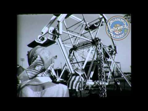 Oklahoma State Fair Footage. 1962-1963