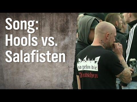 Hooligans vs. Salafisten: Ein bisschen Hass muss sein | extra 3 | NDR