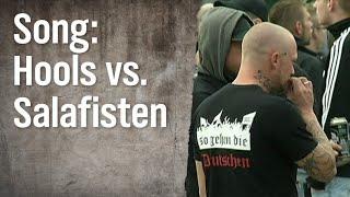 Hooligans vs. Salafisten: Ein bisschen Hass muss sein | extra 3 | NDR thumbnail