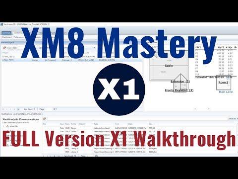 Beginner Xactimate Version X1 Walkthrough - YouTube