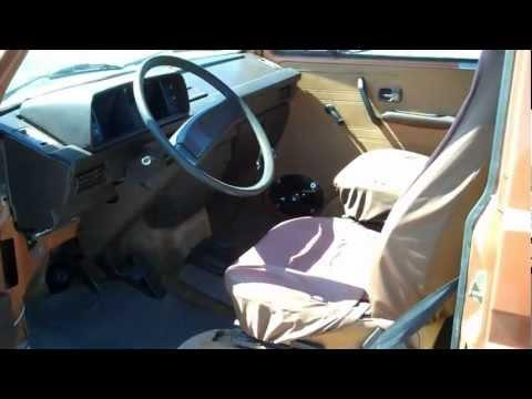 For Sale 1981 VW Westfalia Bus Great Shape! Ready to go